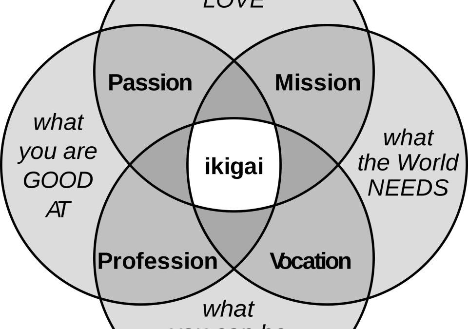 Har du ett bra ikigai?
