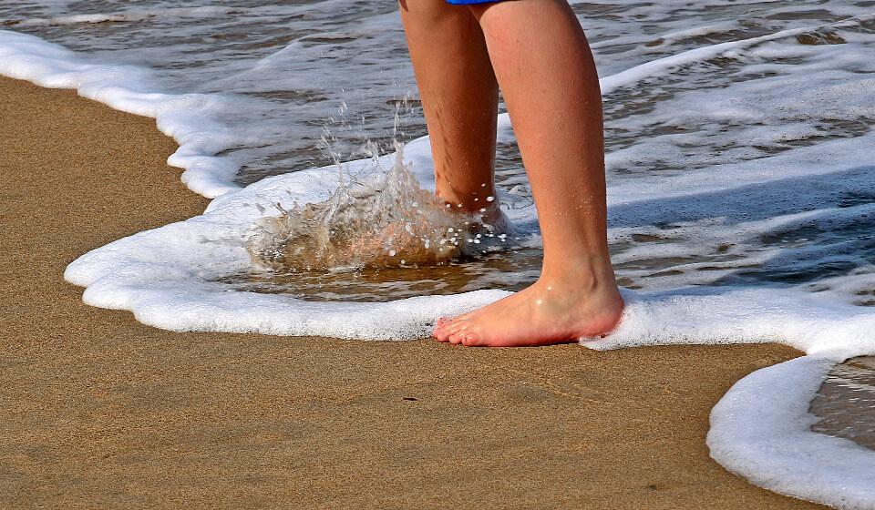 Smärta i foten – kan vara liktorn